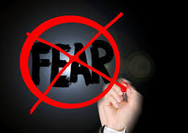 No. 1:  Facing Fear in Church Fundraising